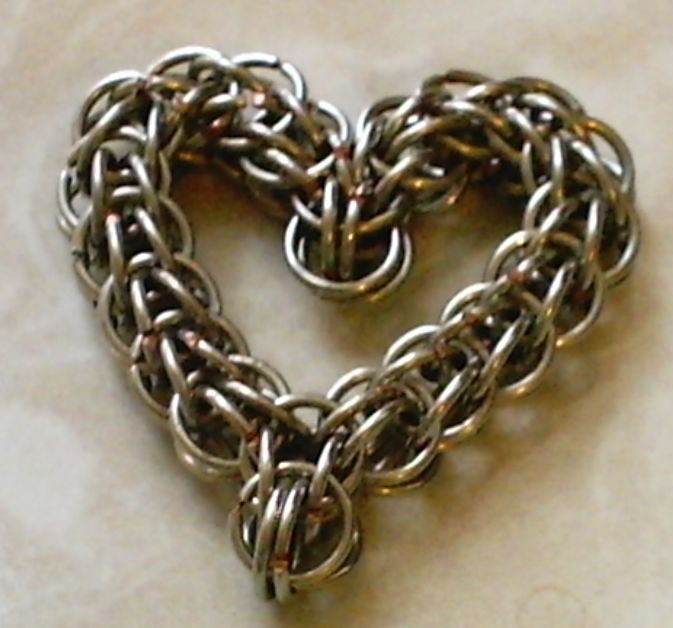 DIY Full Perisna Weave Chain Maille Tutorial