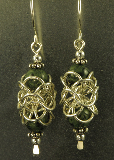 Turkish Orbital Earrings