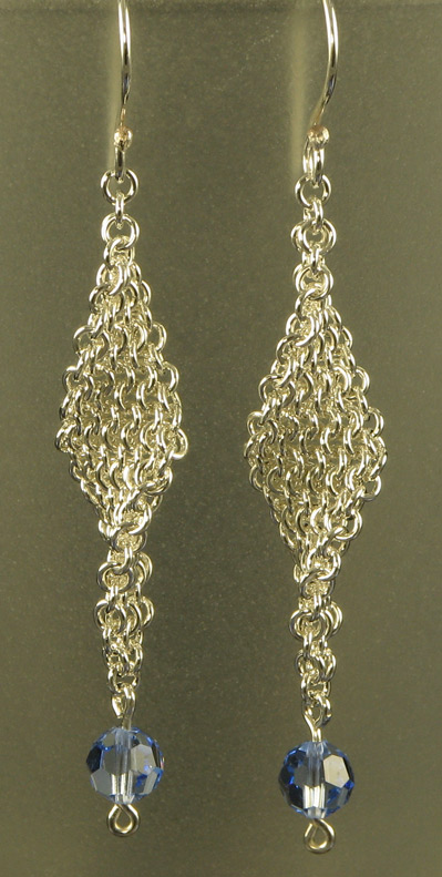 Trinity Twist Earrings