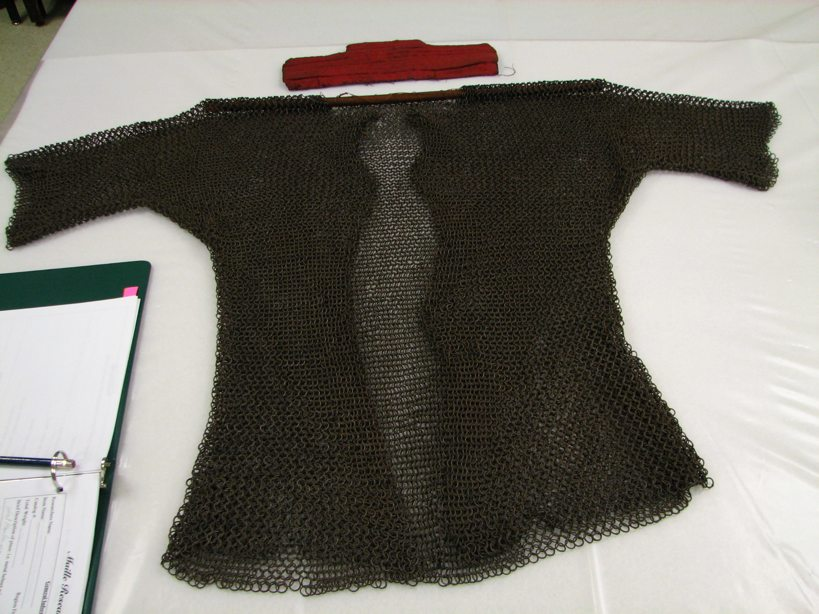 19th Century Indo-Persian Hauberk
