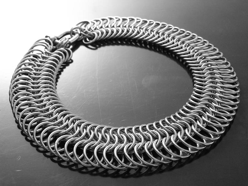 Stainless Steel E8-1 Necklace