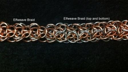 Elfweave Braid (Top and Bottom)