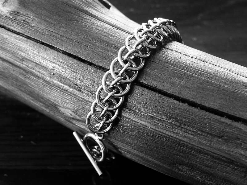 Stainless Steel Dragon Tail Bracelet