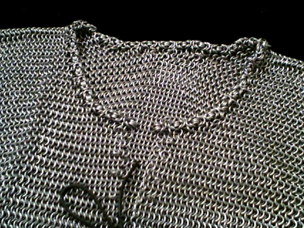 Maille Shirt  2