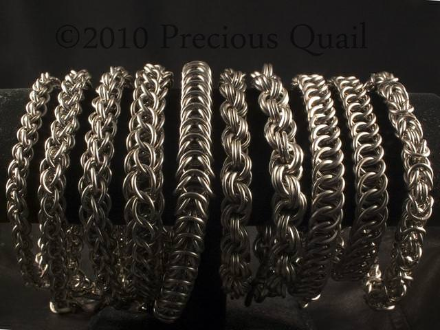Collection of Mens' Bracelets